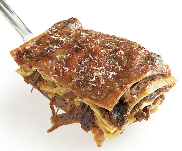 Short Rib and Dried Porcini Lasagne - BeeftalkSABeeftalkSA