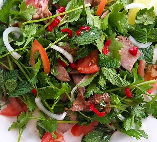 chopped salad beet green chopped salad strawberry tofu chopped salad ...